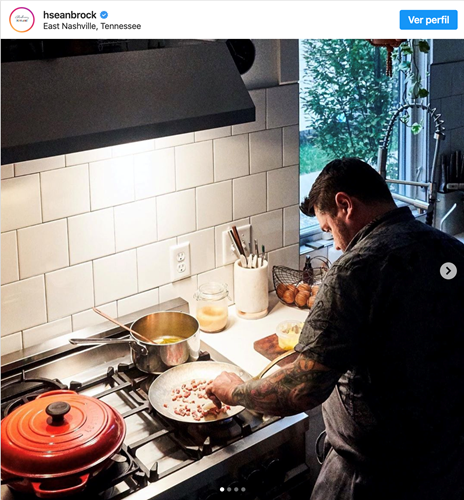 How Instagram cooking classes are keeping people together during coronavirus